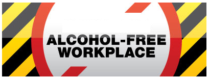 Alcohol Free Workplace