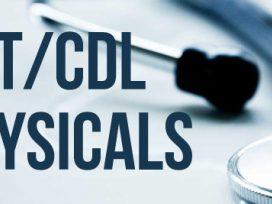 DOT / CDL Physicals